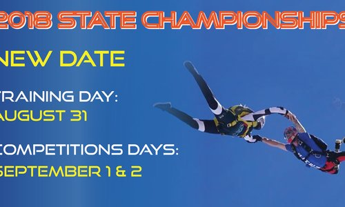 2018 State Championships - How to make the most of a weathered weekend