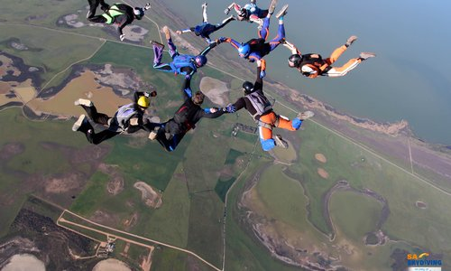 SA Skydiving hosts the SA State Meet July 29-31.