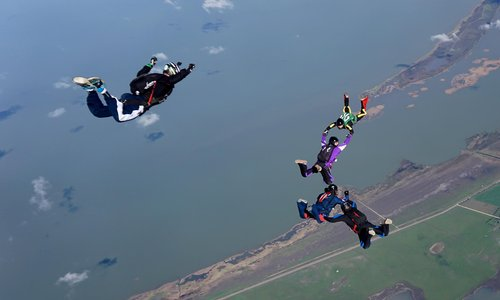SA Skydiving hosts a successful weekend for the South Australian Skydiving State Meet.
