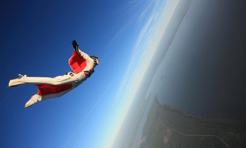 Women in the Sport at SA Skydiving - Laura Watson