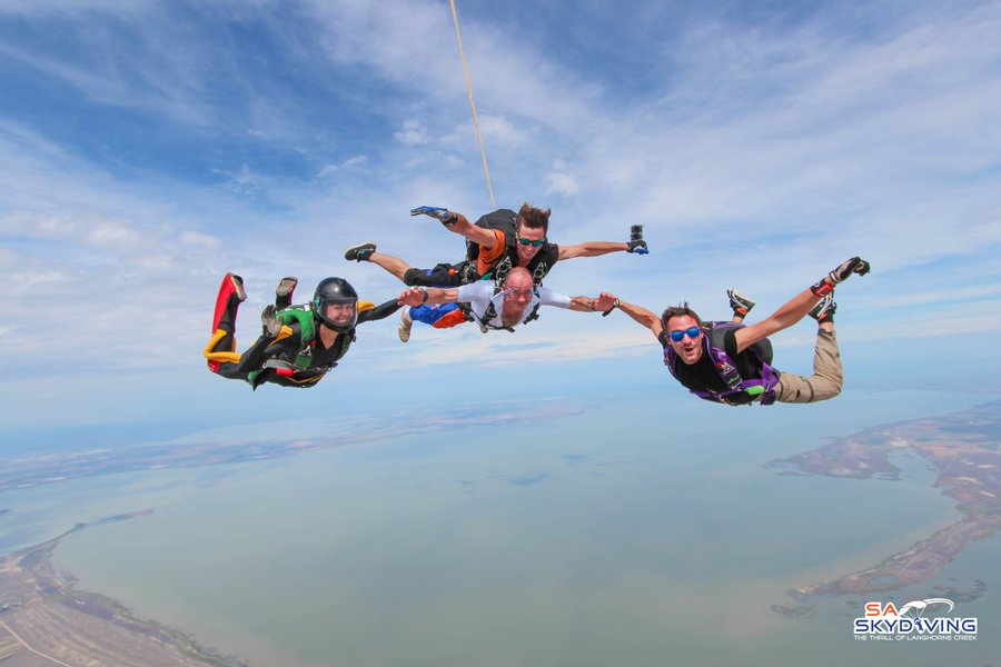 5 Questions you should ask before making a Tandem Skydive