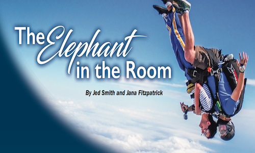 SA Skydiving | Jed Smith & Jana Fitzpatrick | The Elephant In the Room - the future of the Australian skydiving scene