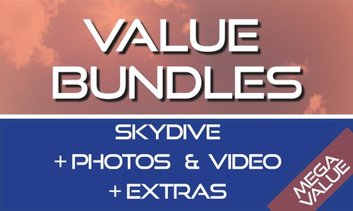 SA skydiving's value bundles get a value boost in 2020
