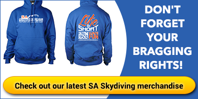 SA Skydiving Merchandise!