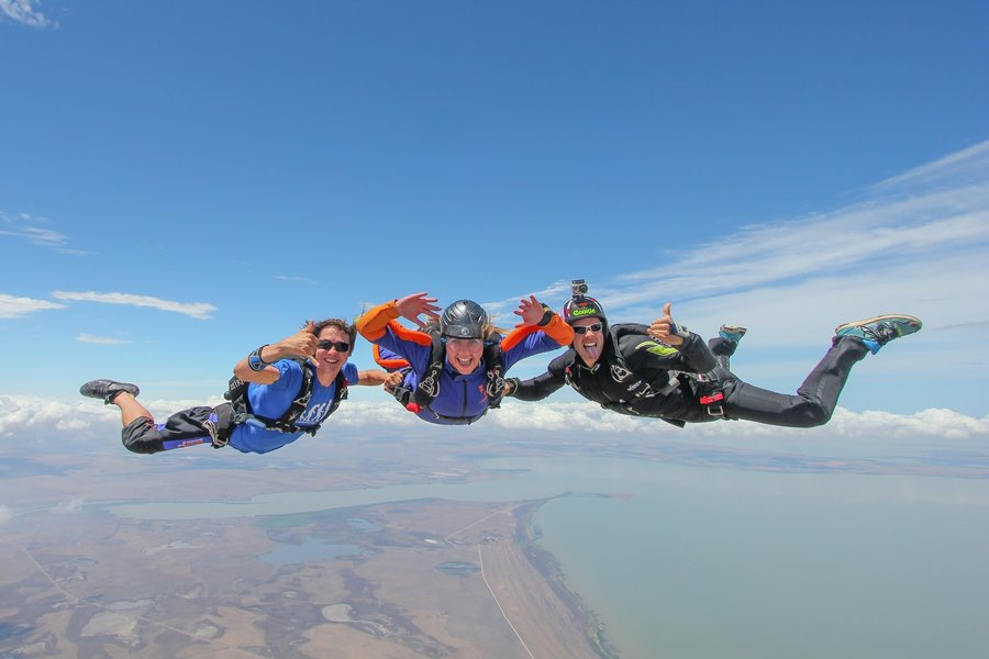 The latest on our Solo Skydiving Courses